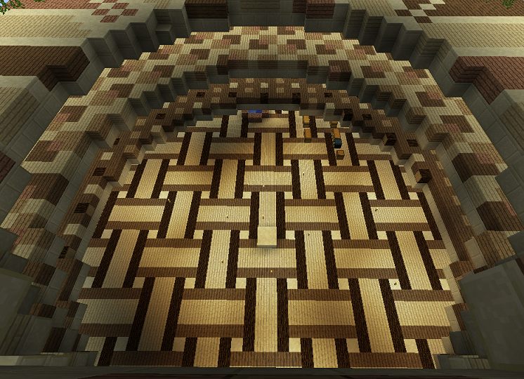 Wood Floor Contractor On Smp2 V 4382 Empire Minecraft