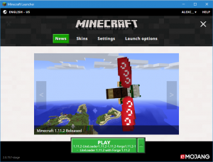 New Minecraft Launcher